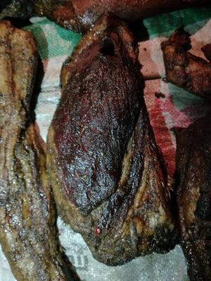 贵州省黔西南布依族苗族自治州兴仁县贵州农家腊肉 散装