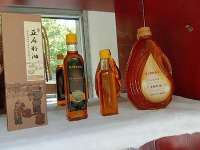 陕西省西安市雁塔区冷榨亚麻籽油