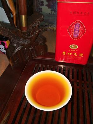 广东省清远市清城区英德红茶 特级 罐装