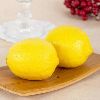云南省文山壮族苗族自治州马关县黄柠檬 1 - 1.5两