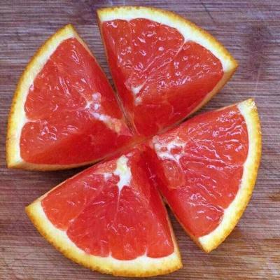 这是一张关于中华红脐橙 80-85mm 4-8两 的产品图片
