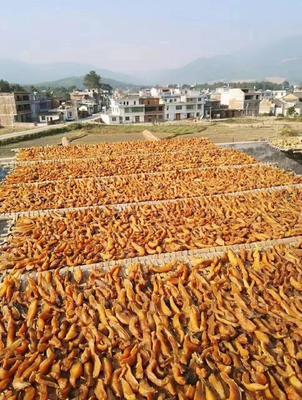 江西省赣州市安远县倒蒸红薯干 1年 条状 散装
