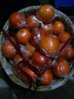 这是一张关于血橙 65 - 70mm 4-8两 的产品图片