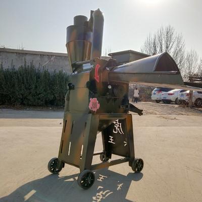 这是一张关于饲料粉碎机  铡草机的产品图片