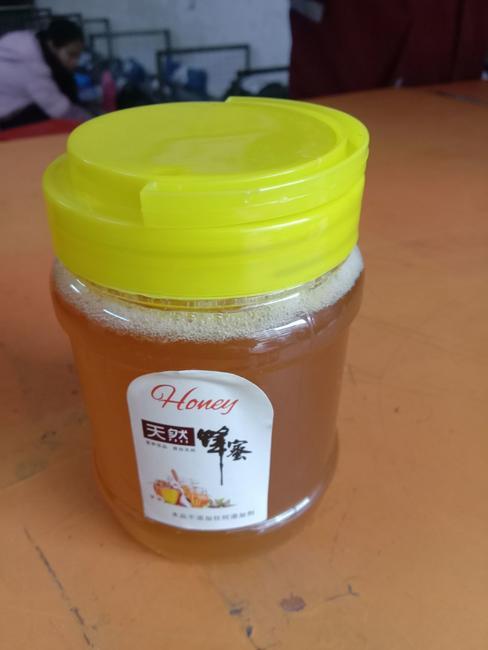 土蜂蜜 塑料瓶装 2年以上 100%