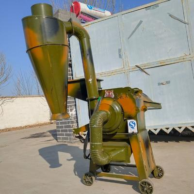 这是一张关于饲料粉碎机  铡草揉丝粉碎一体机的产品图片