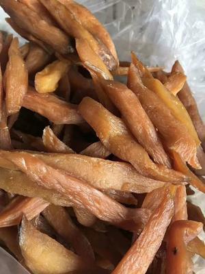山东省枣庄市山亭区倒蒸红薯干 半年 条状 散装