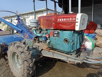 江苏省无锡市惠山区手扶拖拉机