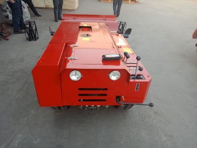 山东省潍坊市坊子区履带式拖拉机  智能遥控履带式拖拉机