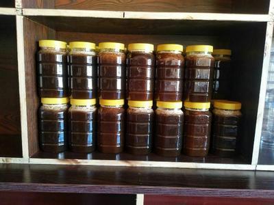 云南省西双版纳傣族自治州勐腊县野生蜂蜜 玻璃瓶装 2年以上 98%