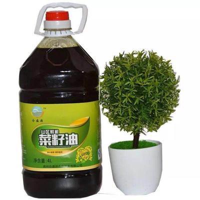贵州省六盘水市盘县压榨菜籽油