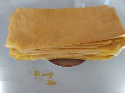 山东省临沂市蒙阴县玉米煎饼  2-3个月 粗粮