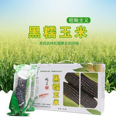 吉林省长春市二道区珍甜糯66 净货 水份14%-16%