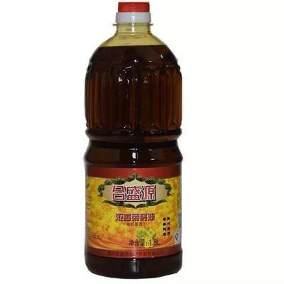 贵州省六盘水市盘县浓香菜籽油