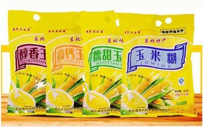 黑龙江省哈尔滨市呼兰区玉米糊 12-18个月