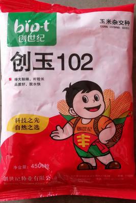 河南省新乡市延津县创玉102  ≥95% 双交种 新国审,高产玉米种子