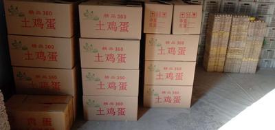 河南省郑州市管城回族区土鸡蛋 食用 箱装