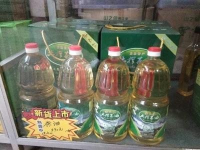 广西壮族自治区桂林市龙胜各族自治县有机山茶油