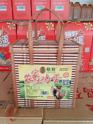 山东省青岛市城阳区柴鸡蛋 食用 礼盒装