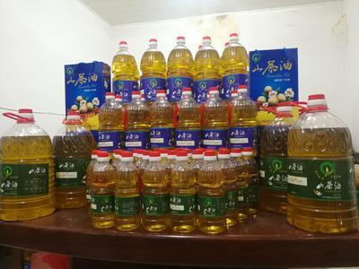 这是一张关于有机山茶油 的产品图片