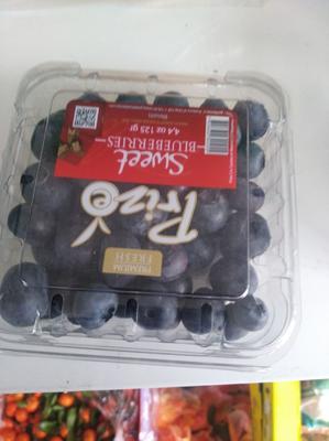 江苏省常州市天宁区智利蓝莓 2 - 4mm以上 鲜果