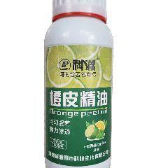这是一张关于橙皮精油助剂 水剂 瓶装 微毒 的产品图片