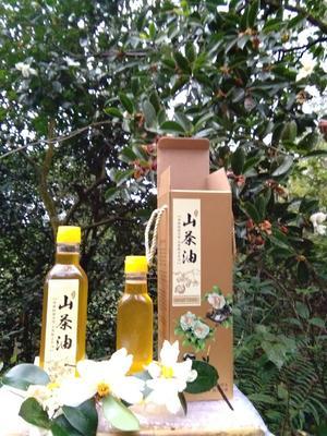 广西壮族自治区钦州市钦北区野生山茶油