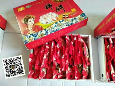 这是一张关于富平柿饼 礼盒装 产品名称:  富平柿的产品图片
