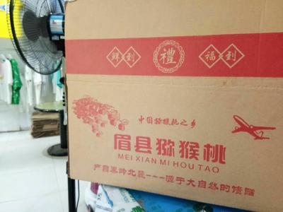 陕西省宝鸡市眉县徐香猕猴桃 120克以上
