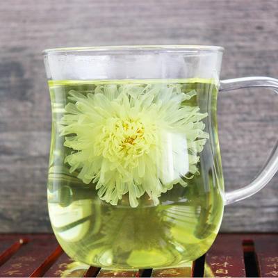 这是一张关于菊花茶 一级 散装 的产品图片