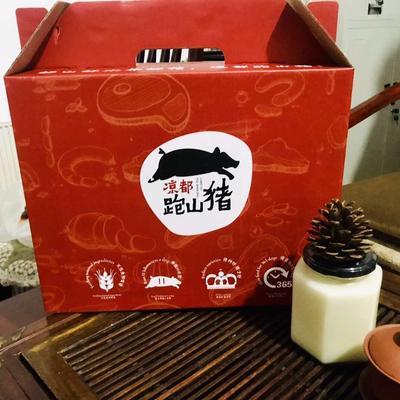 贵州省六盘水市六枝特区腊肠 礼盒装