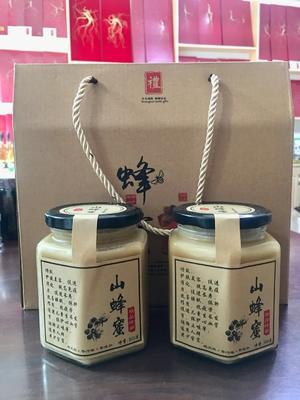 吉林省通化市通化县土蜂蜜 玻璃瓶装 2年 98%