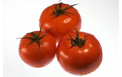 山东省淄博市临淄区大红西红柿 通货 弧二以上 大红