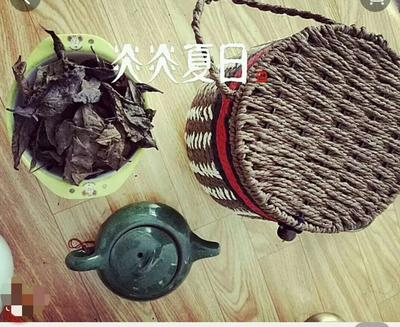 广西壮族自治区梧州市苍梧县广西六堡茶  一级 散装 十五年老茶婆