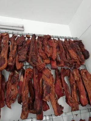 陕西省商洛市柞水县香猪腊肉 箱装
