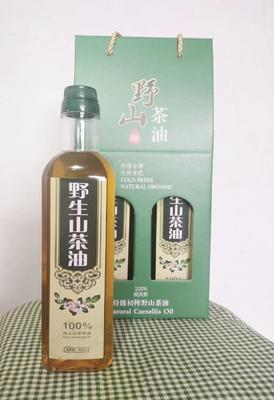 江西省南昌市湾里区野生山茶油