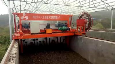 河南省鹤壁市淇滨区有机肥生产设备 整槽式翻抛机