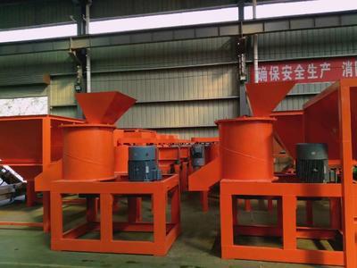 河南省鹤壁市淇滨区有机肥生产设备  有机肥立式粉碎机