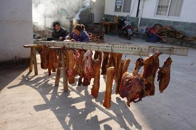 重庆巴南区重庆腊肉 散装