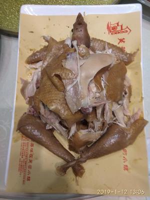 山东省菏泽市牡丹区鸡肉类  简加工 熟的,古法卤制,酱色