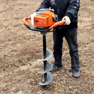 山东省济宁市曲阜市挖坑机 打坑机 打洞机 钻坑