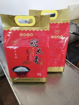 黑龙江省哈尔滨市阿城区五常大米 一等品 晚稻 粳米