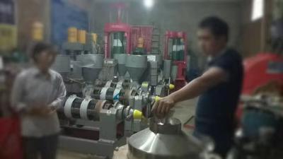 湖南省永州市冷水滩区榨油机