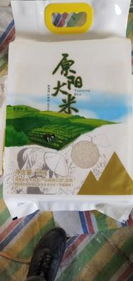河南省新乡市原阳县有机米 一等品 晚稻 粳米