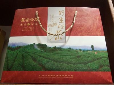 广西壮族自治区崇左市龙州县野生红茶 一级 袋装