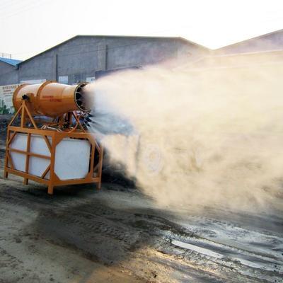这是一张关于打药车  拖拉机背负式雾炮机的产品图片