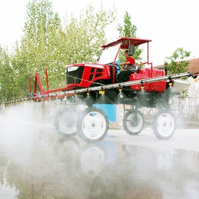 山东省潍坊市昌乐县喷雾机 自走式植保机械