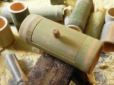 这是一张关于竹筒 的产品图片