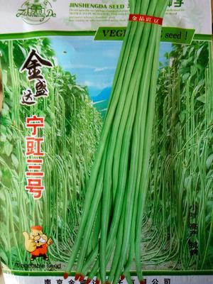 这是一张关于宁豇3号长豇豆种子 ≥95% 的产品图片
