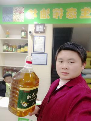 江西省抚州市乐安县压榨一级山茶油